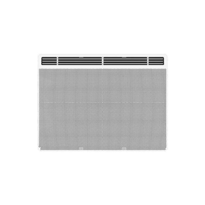 radiateur electrique 2000w receveur pyro noir x cm with