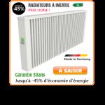 Radiateur electrique economie energie