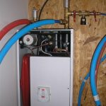 Chaudiere electrique plancher chauffant