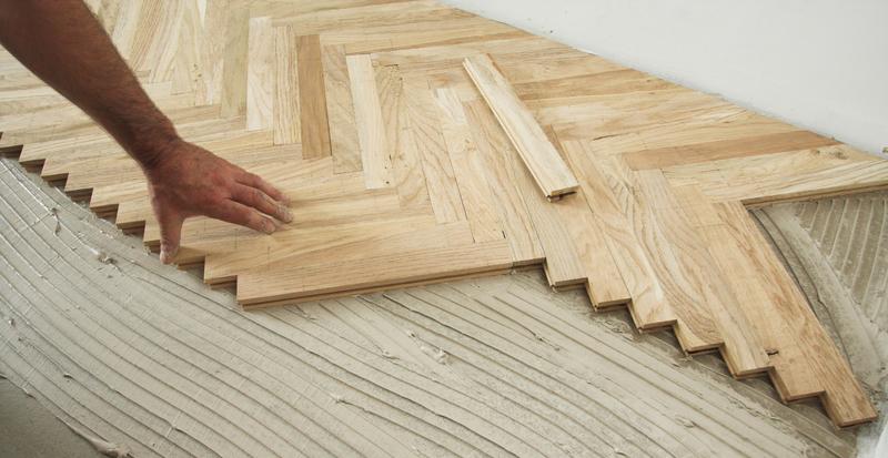 pose parquet sur plancher chauffant id e chauffage. Black Bedroom Furniture Sets. Home Design Ideas