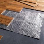 Parquet pour plancher chauffant hydraulique