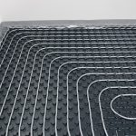 Plancher chauffant hydraulique renovation