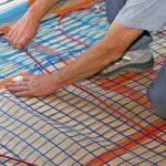 Cout plancher chauffant electrique