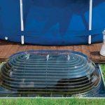 Chauffage piscine solaire maison