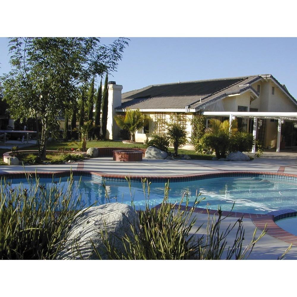 Chauffage piscine heliocol id e chauffage for Chauffage piscine