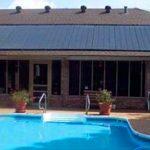 Chauffage piscine solaire photovoltaique