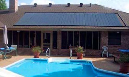 chauffage piscine solaire photovoltaique id e chauffage. Black Bedroom Furniture Sets. Home Design Ideas