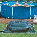 Chauffage solaire piscine big dome