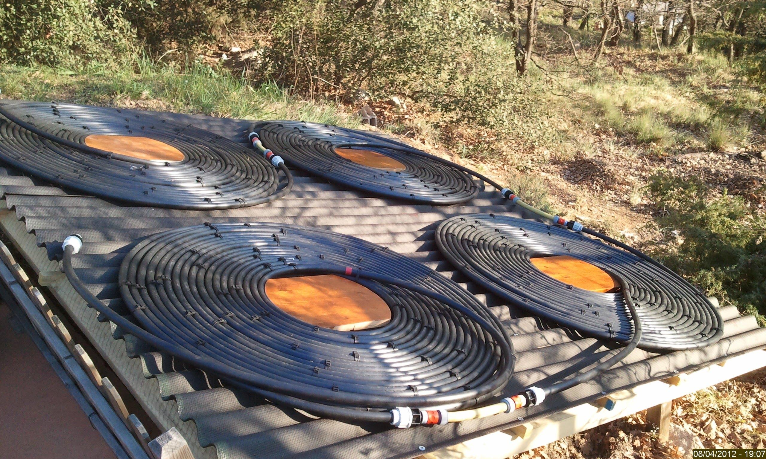 Chauffage solaire piscine 25m3 id e chauffage for Chauffage piscine 25m3