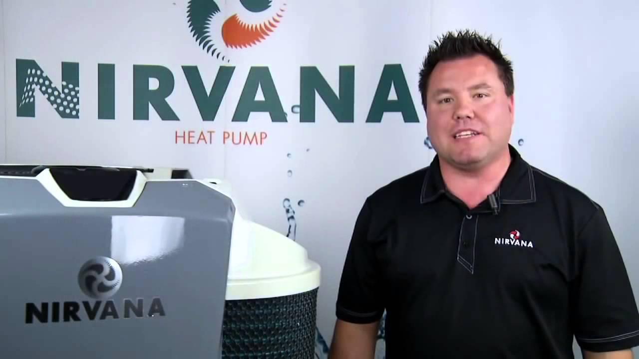 Nirvana chauffe piscine id e chauffage for Chauffage piscine thermosiphon