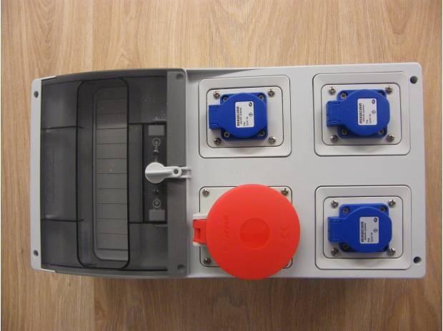 Tableau electrique occasion id e chauffage for Chauffage piscine leclerc