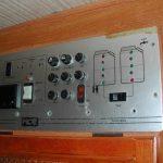 Tableau electrique gresille
