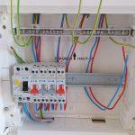 Tableau electrique divisionnaire