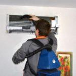 Dépannage pompe à chaleur mitsubishi
