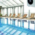 Pompe a chaleur piscine interieure