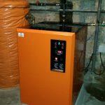 Pompe à chaleur eau eau lemasson