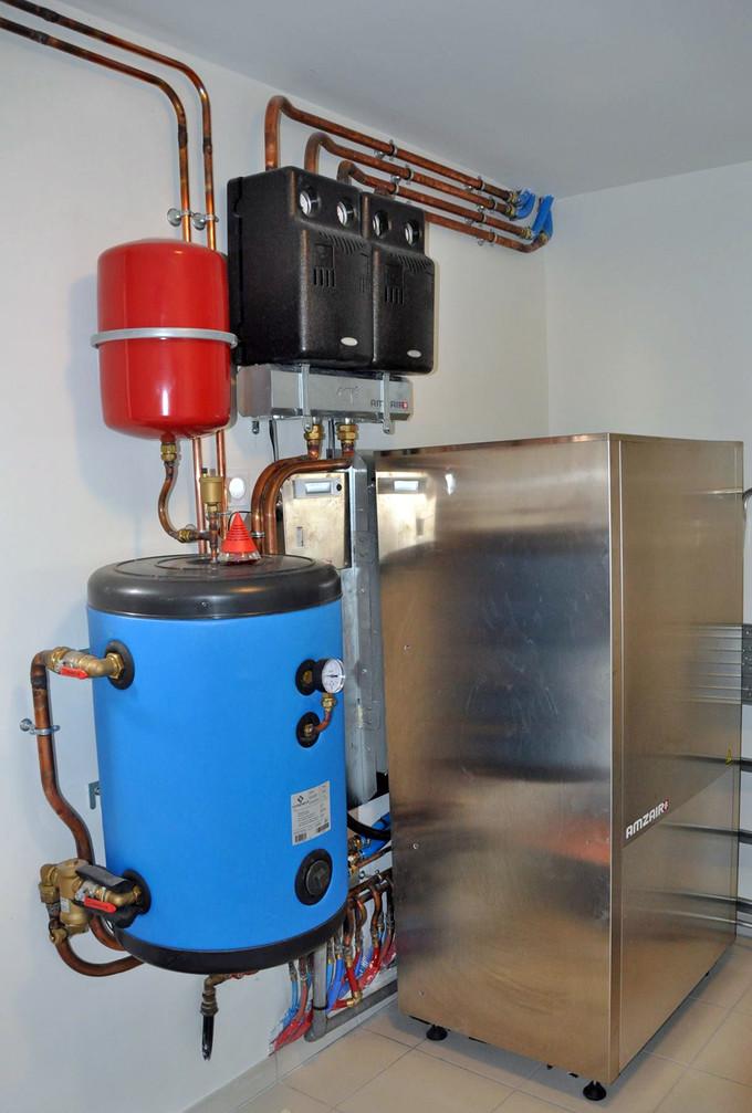 Remplacer chaudière par pompe à chaleur