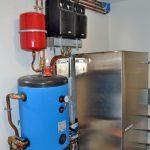 Remplacement chaudiere fioul par pompe a chaleur