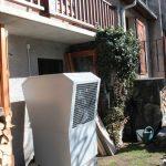Pompe à chaleur air eau exterieur