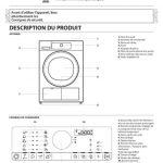 Sèche linge pompe à chaleur whirlpool hdlx 80312