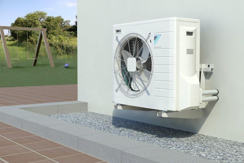 Radiateur pour pompe a chaleur basse temperature