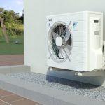 Ventilateur pompe a chaleur daikin