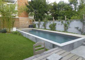 Dimension pompe à chaleur piscine étroite