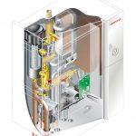 Pompe a chaleur air eau bi bloc weishaupt