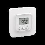 Thermostat programmable pour pompe a chaleur