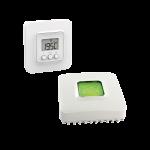 Thermostat connecté pompe a chaleur reversible