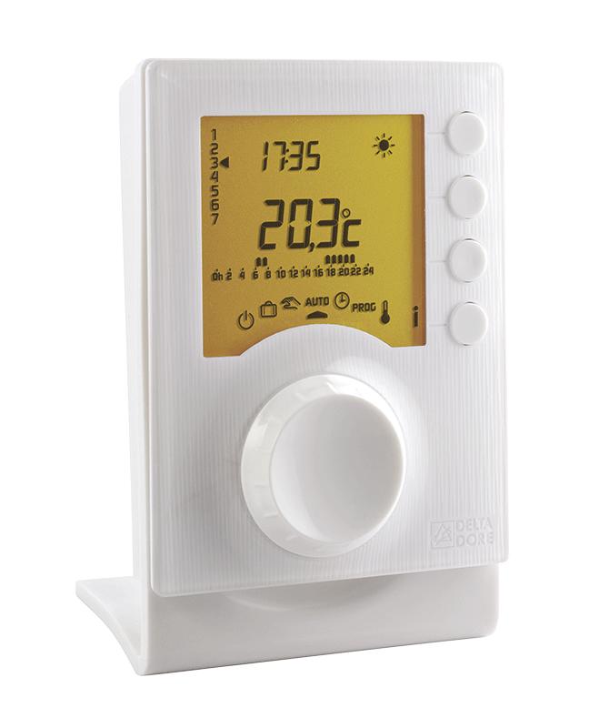 Thermostat ambiance pour pompe a chaleur