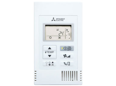 Reglage temperature pompe a chaleur mitsubishi
