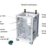 Module hydraulique pompe à chaleur