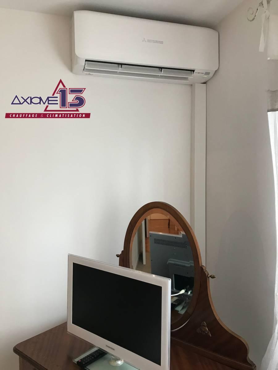 Climatisation appartement