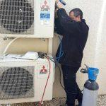Recherche fuite pompe a chaleur
