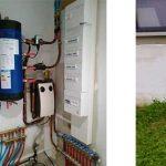 Prix pompe à chaleur air/eau ecodan hydrobox duo