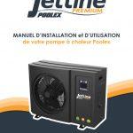 Pompe à chaleur poolex jetline premium 160