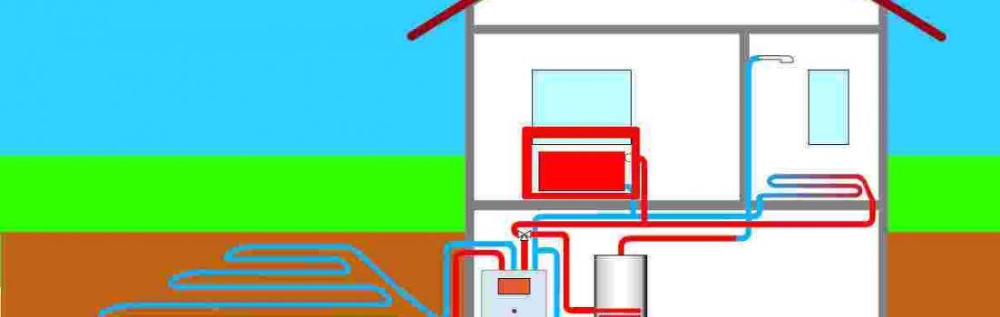 Pompe a chaleur geothermie et aerothermie