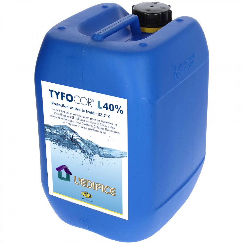 Liquide antigel pour pompe a chaleur