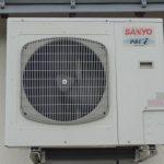 Pompe à chaleur piscine sanyo