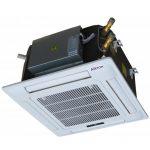 Pompe a chaleur reversible dc inverter confort airton