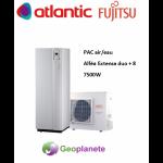Pompe à chaleur atlantic extensa 8