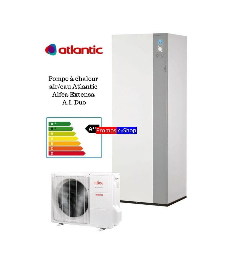 Pompe à chaleur air eau 8 kw