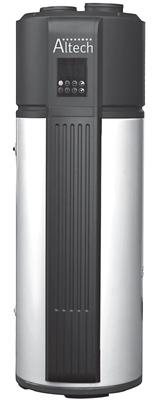 Chauffe-eau thermodynamique avec pompe à chaleur intégrée