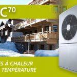 Pompe a chaleur air eau haute temperature prix
