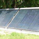 Chauffage solaire piscine ou pompe a chaleur
