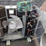 Compresseur pompe a chaleur fait disjoncter