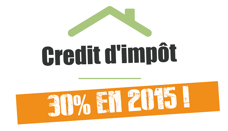 Credit impot pompe a chaleur 2015
