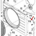 Sonde de dégivrage pompe à chaleur daikin