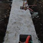 Dalle beton pour pompe a chaleur